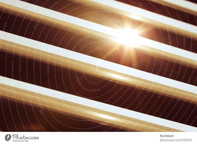Shine Himmel Sommer Sonne Fenster Leben Herbst Gebäude Frühling Innenarchitektur Beleuchtung hell Linie Metall Wohnung Häusliches Leben Energiewirtschaft