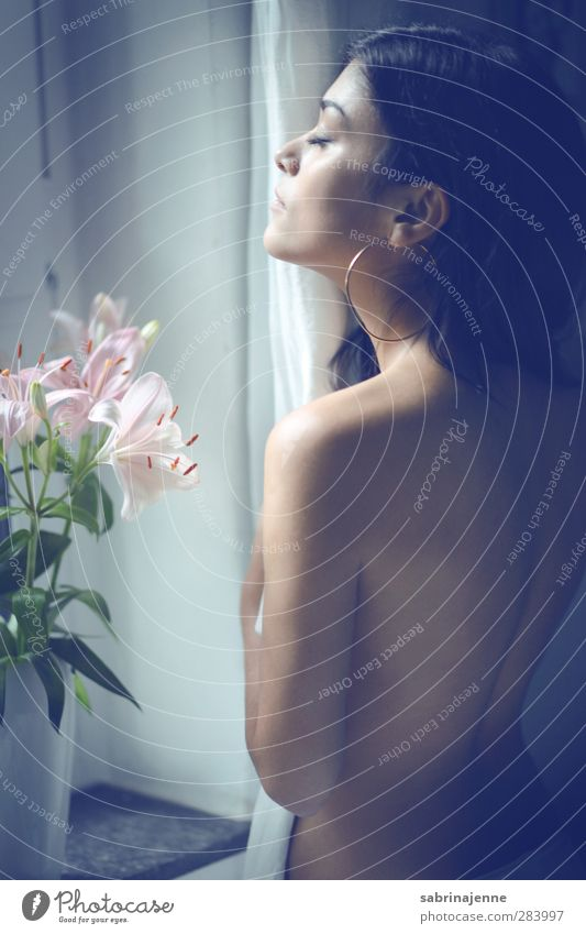 Vitamin D schön Körper Gesundheit Wellness harmonisch Wohlgefühl Zufriedenheit Erholung Duft Mensch feminin Junge Frau Jugendliche Erwachsene 1 18-30 Jahre