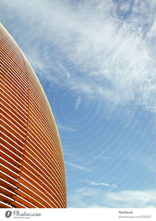 Dome Himmel Wolken Holz Architektur Bauwerk Kuppeldach