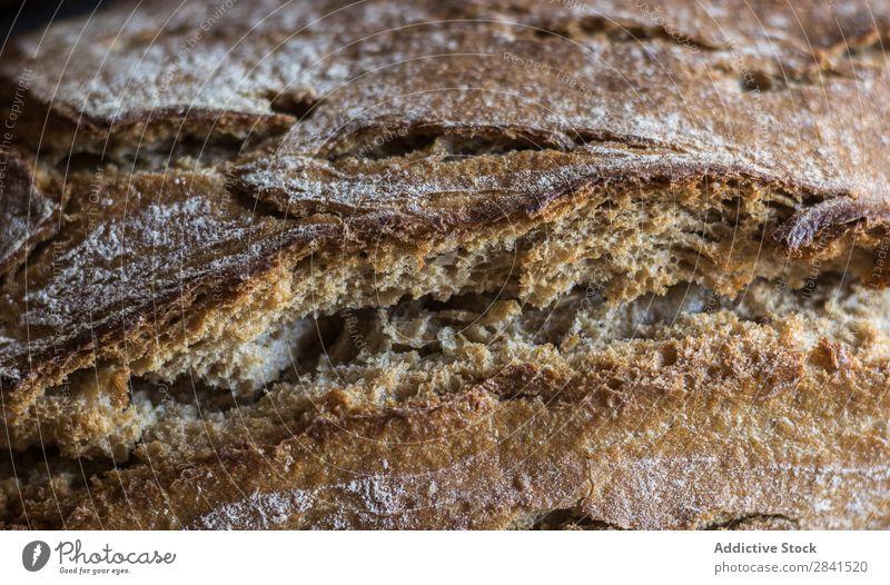 Verschiedene Arten von selbstgebackenem Brot Hintergrundbild Bäcker Bäckerei Brote Frühstück braun Diät Essen Mehl Lebensmittel frisch Getreide Gesundheit
