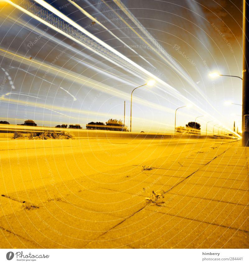 einflugschneise Straße Bewegung Stil PKW außergewöhnlich Verkehr Design Zukunft Geschwindigkeit Lifestyle Brücke Kreativität Güterverkehr & Logistik
