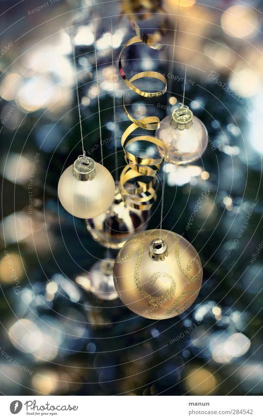 alle Jahre wieder Weihnachten & Advent Feste & Feiern Stimmung Christbaumkugel Vorfreude festlich Weihnachtsdekoration Weihnachtsbeleuchtung