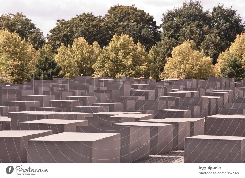 Erinnerung Berlin Deutschland Trauer Denkmal erinnern Holocaustgedenkstätte