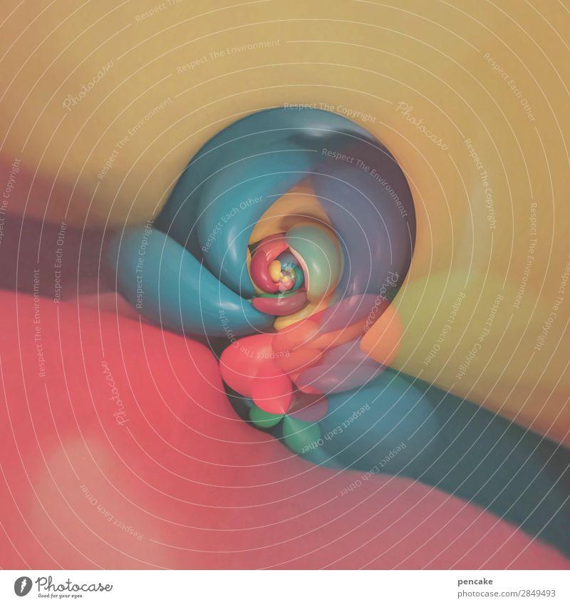 gedankenspiele | brainstorm ästhetisch Innerhalb (Position) tief durcheinander Ornament Gehirn u. Nerven