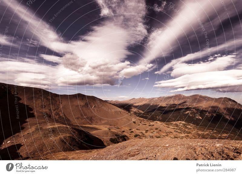 Sundance Mountains Natur Ferien & Urlaub & Reisen Einsamkeit ruhig Landschaft Erholung Ferne Umwelt Berge u. Gebirge Freiheit Zufriedenheit wandern Tourismus
