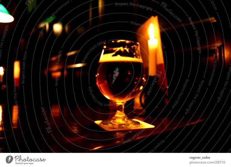 ein bier bidde ! Kerze Bier Alkohol Düsseldorf