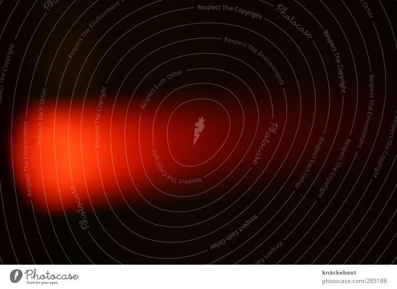 red light Licht entdecken dunkel rot schwarz ruhig Surrealismus Farbfoto Experiment abstrakt Muster Nacht Lichterscheinung Unschärfe
