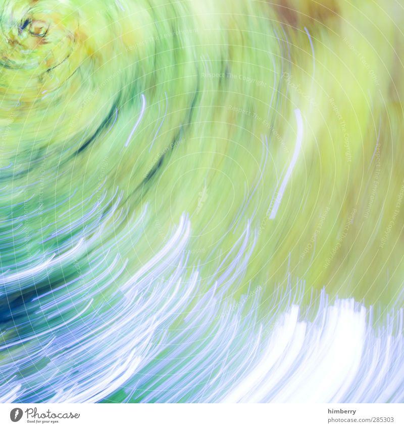 biorhythmus blau grün weiß Sommer Umwelt Herbst Bewegung Frühling Kunst Musik außergewöhnlich Wind Nebel bedrohlich Show einzigartig