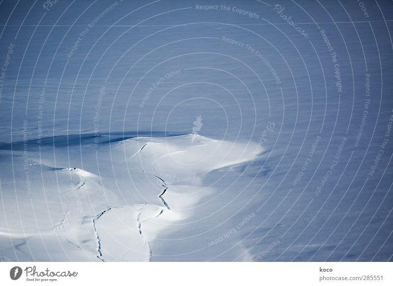EWIGES EIS Umwelt Natur Landschaft Urelemente Erde Wasser Winter Schönes Wetter Schnee Gletscher Küste Seeufer Meer Schneelandschaft Schneedecke Schneewehe