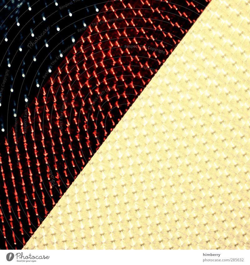 schwarzrotgold schön gelb Metall glänzend Design Energiewirtschaft Glas Technik & Technologie fantastisch Zukunft Idee Industrie einzigartig