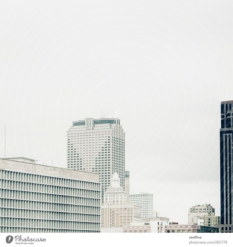 Around the World | New Orleans USA Stadt Skyline Hochhaus Außenaufnahme Textfreiraum oben