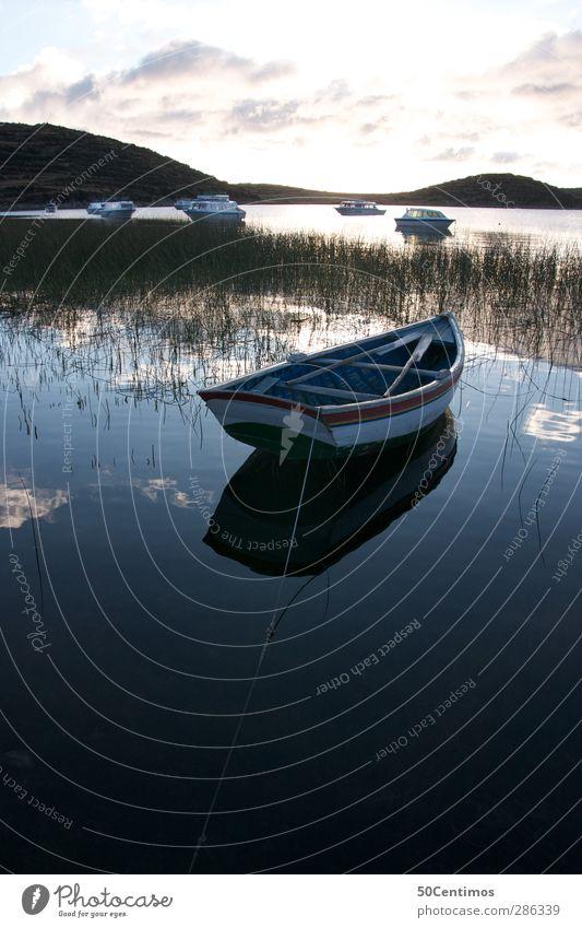 der ruhige See - the calm lake