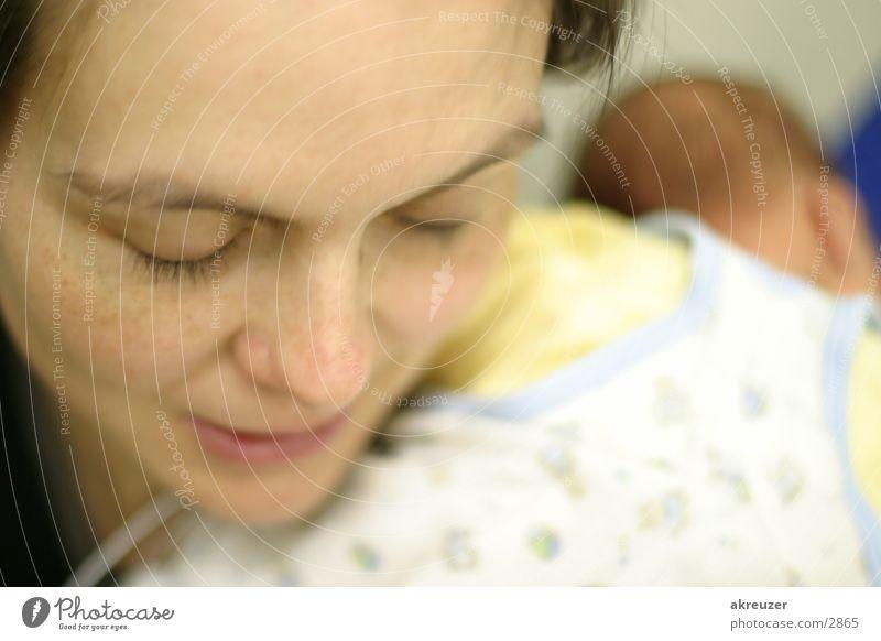 baby3 Frau Kind Baby Mutter Eltern Familie & Verwandtschaft