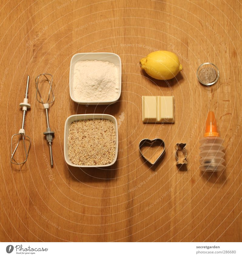 Ordnung ist das halbe Leben. Teigwaren Backwaren Dessert Süßwaren Schokolade Zitrone Ernährung Schalen & Schüsseln Rührbesen Freizeit & Hobby Handarbeit