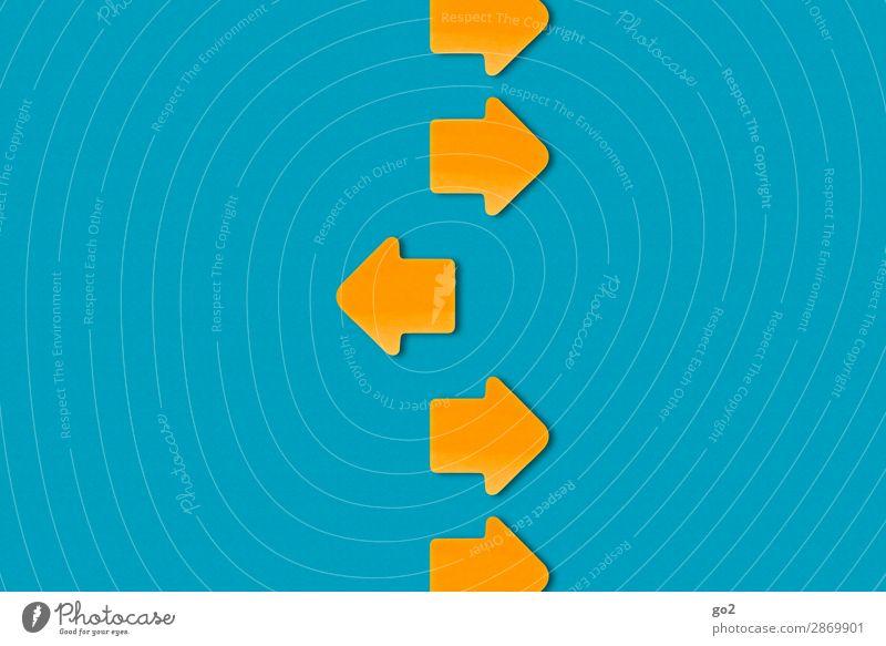 Richtungswechsel Leben Wege & Pfade Bewegung außergewöhnlich Freiheit Kommunizieren ästhetisch Beginn einzigartig Wandel & Veränderung Zeichen planen Risiko