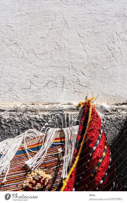 Berberteppiche Wand hängen Teppich Marokko