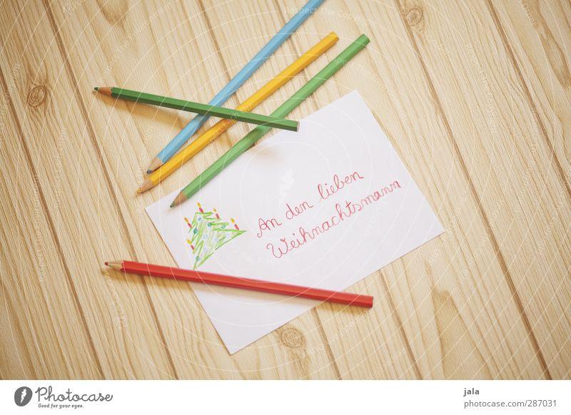 wunschzettel Weihnachten & Advent Freude Holz Fröhlichkeit Papier Wunsch Weihnachtsmann Brief Schreibstift Wort Zettel Vorfreude