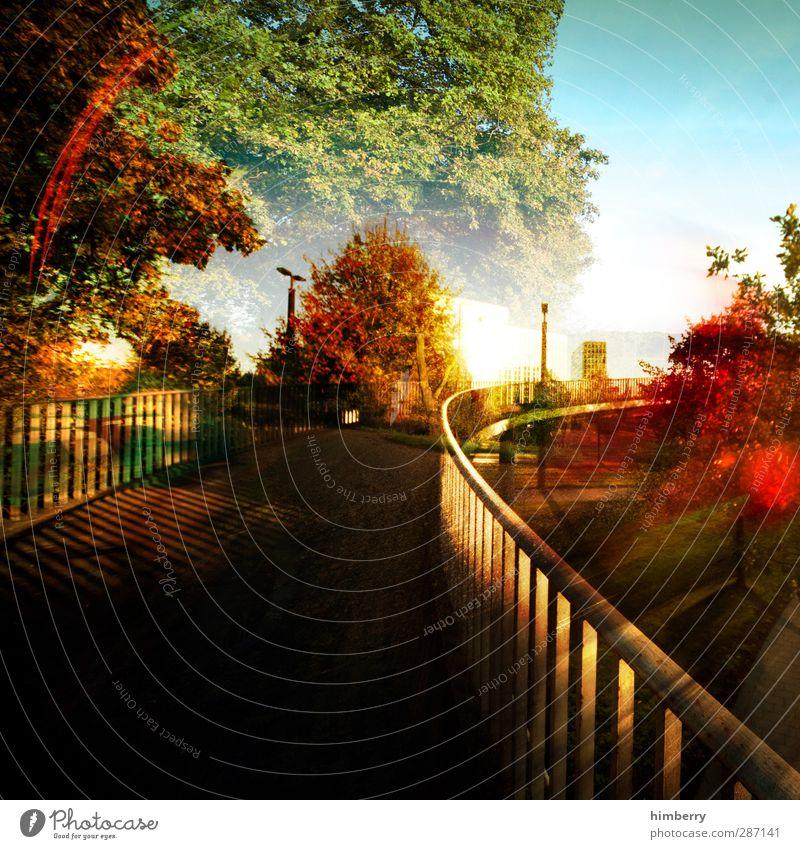 highway 1.5 Stadt Umwelt Wege & Pfade Stil Kunst Stimmung außergewöhnlich Design Beginn Zukunft Perspektive planen einzigartig Ziel Kreativität Güterverkehr & Logistik
