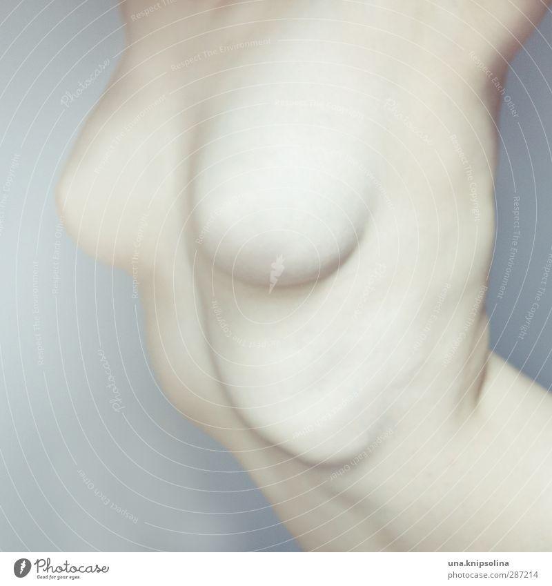 mit ohne Gesundheit Krankheit feminin Frau Erwachsene Frauenbrust 1 Mensch ästhetisch außergewöhnlich nackt schön Erotik weich Gesellschaft (Soziologie)