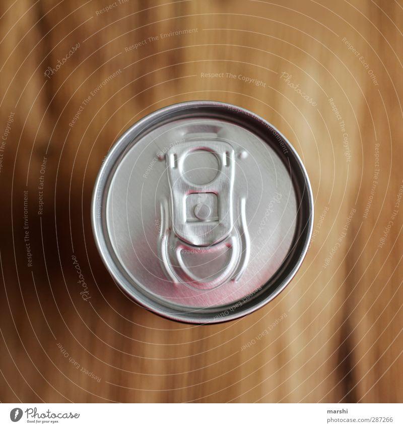 Dosenfutter grau Getränk Meinung Erfrischungsgetränk Dose Blech Sekt Limonade Spirituosen Prosecco durstig Metallwaren