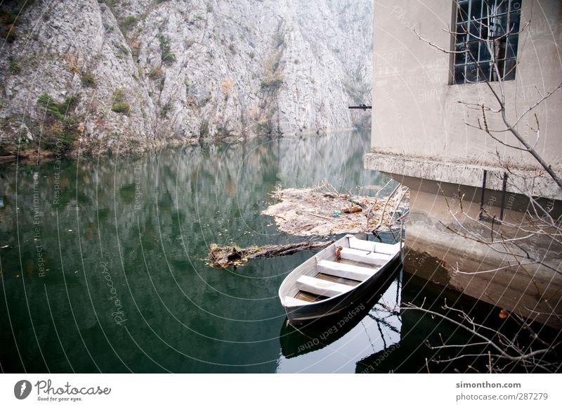 Reisen Angeln Ferien & Urlaub & Reisen Abenteuer Ferne Berge u. Gebirge Umwelt Natur Wasser Sommer Herbst Schlucht Küste Bucht Fjord Meer Insel See Bach Fluss