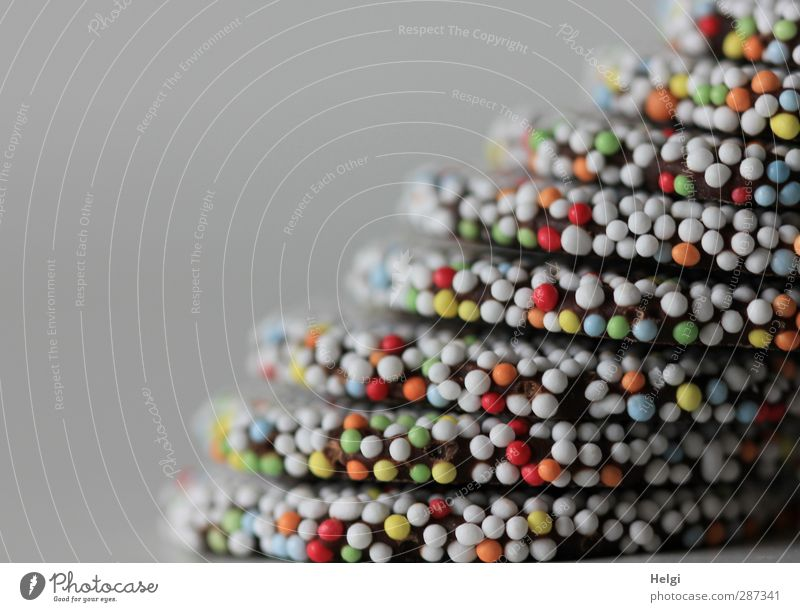 Happy birthday Photocase | Nervennahrung... Weihnachten & Advent weiß grau klein liegen Kindheit Lebensmittel ästhetisch Ernährung süß einfach genießen Lebensfreude Neigung lecker Süßwaren