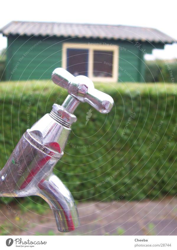 Der Hahn Wasser Dinge Hütte Niederlande Wasserhahn Waschbecken Holzhütte
