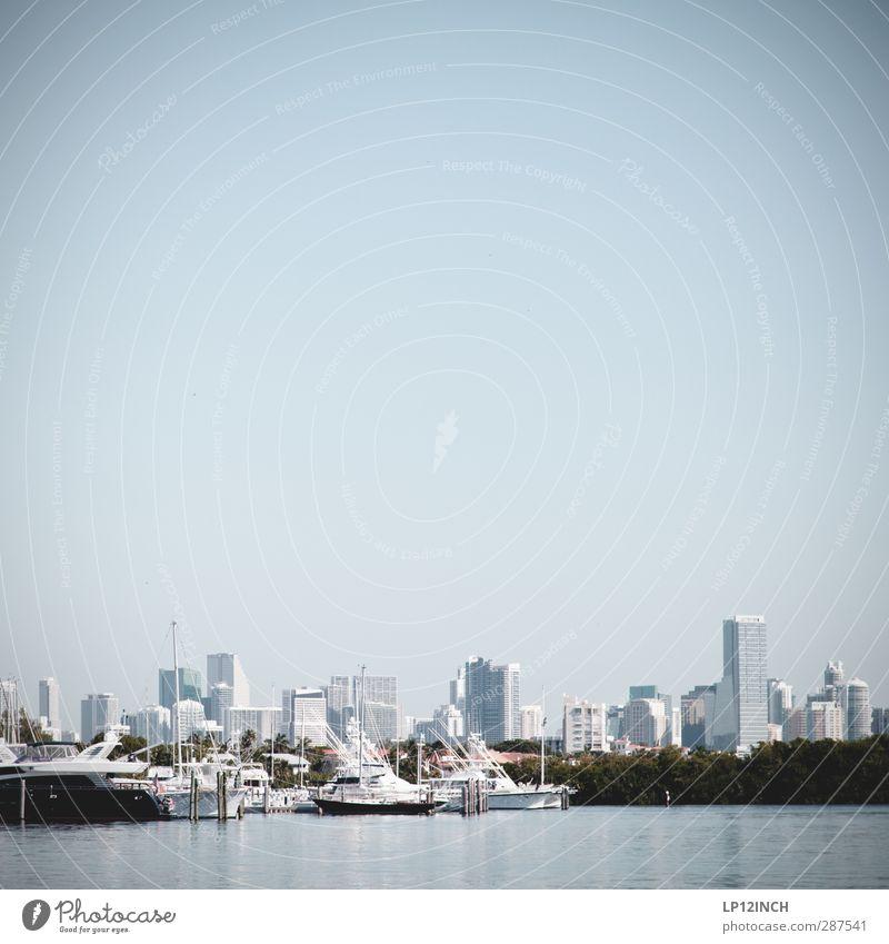 Mi Ami. XXXII Reichtum Ferien & Urlaub & Reisen Tourismus Ausflug Ferne Städtereise Miami Florida USA Haus Sehenswürdigkeit Schifffahrt Bootsfahrt Sportboot