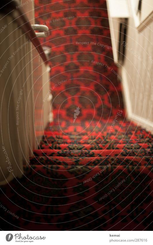 Das hat Hand und Fuß | ...schon mal berührt* Stil Tourismus Städtereise Englisch britisch Häusliches Leben Wohnung Innenarchitektur Treppe Teppich