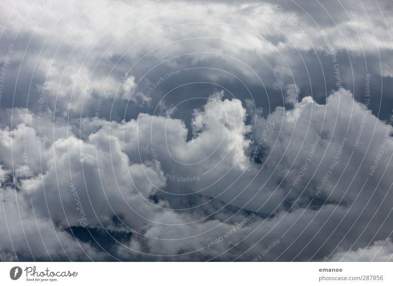 Wolkenberge Himmel Natur blau Wasser weiß Landschaft dunkel Berge u. Gebirge kalt Herbst Luft Regen Wetter Klima Nebel