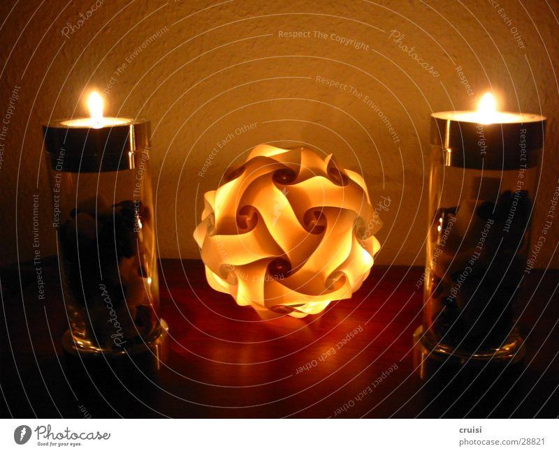 IQlight 2 Lampe Romantik Häusliches Leben heiß Glühbirne