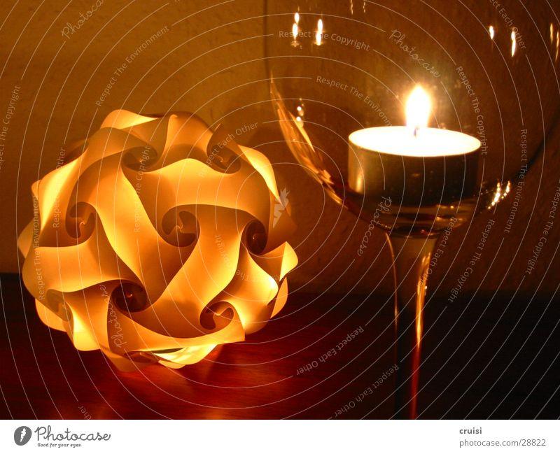 IQlight 1 Lampe Romantik Häusliches Leben heiß Glühbirne