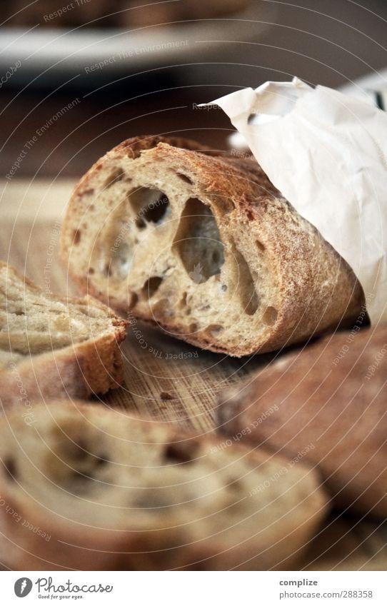 Oh la la Baguette! Essen Gesundheit Gesunde Ernährung Lebensmittel Teile u. Stücke Frühstück Brot Bioprodukte Frankreich Teller Abendessen Brötchen Picknick
