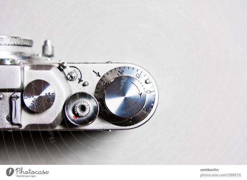 Legende alt Stil Metall Arbeit & Erwerbstätigkeit elegant Design Technik & Technologie Fotokamera Vergangenheit Dienstleistungsgewerbe Informationstechnologie