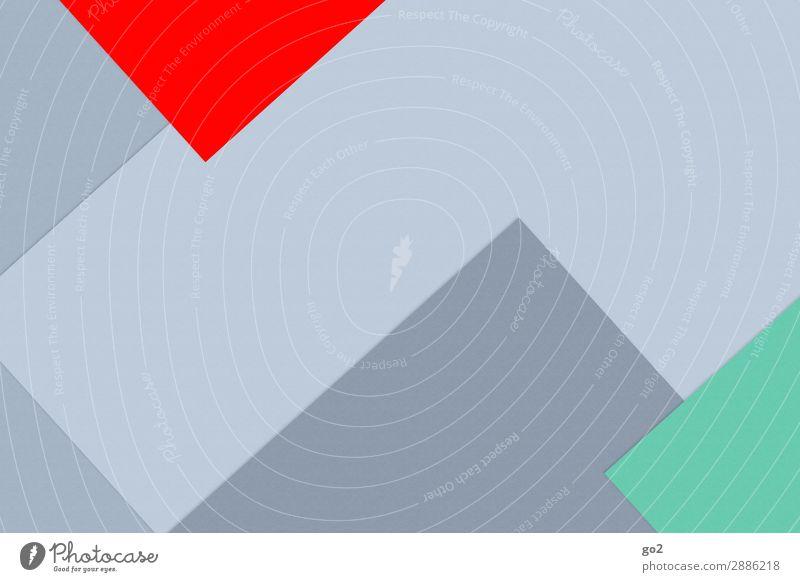 Grafischer Hintergrund 7 Stil Design Spielen Basteln Papier Dekoration & Verzierung Linie Strukturen & Formen ästhetisch außergewöhnlich eckig Spitze