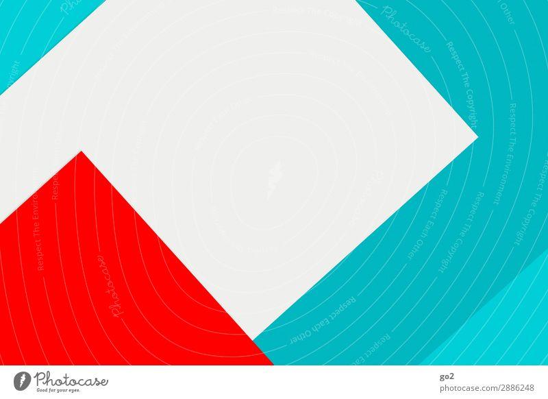 Grafischer Hintergrund 2 Spielen Basteln Papier Dekoration & Verzierung Strukturen & Formen ästhetisch außergewöhnlich eckig einzigartig Spitze mehrfarbig