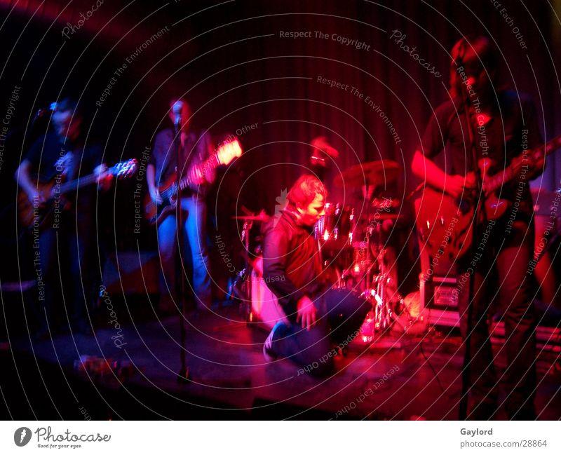 monochords Musik Konzert Rockmusik live