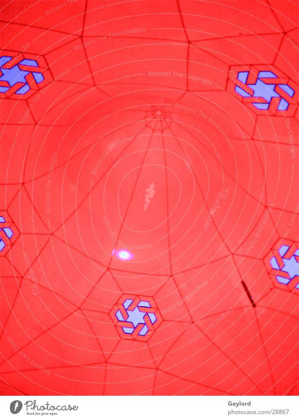 luminarium rot Kunst obskur