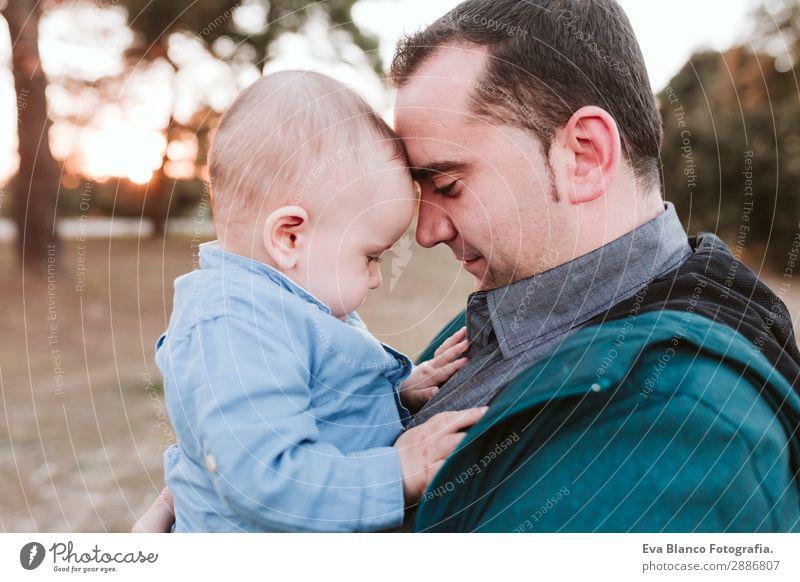 Kind Mensch Jugendliche Mann schön Junger Mann Freude Lifestyle Erwachsene Leben Liebe Familie & Verwandtschaft Freiheit Zusammensein Park