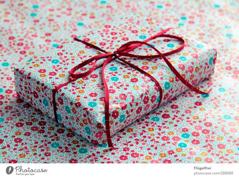 Mit Sommersehnsucht verpackt Weihnachten & Advent Blume Geburtstag Geschenk Überraschung Vorfreude Schleife Tarnung
