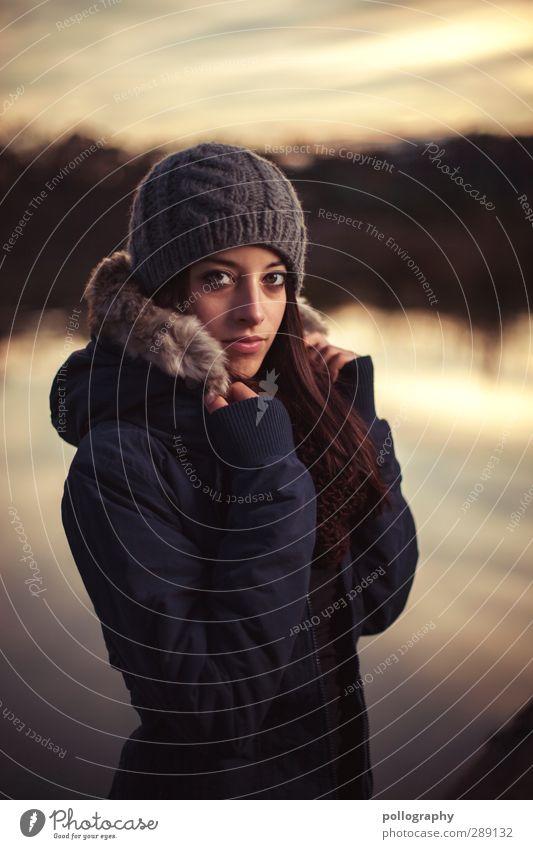 direct (4) Mensch feminin Junge Frau Jugendliche Erwachsene Leben Körper 1 18-30 Jahre Natur Landschaft Sonnenaufgang Sonnenuntergang Schönes Wetter Baum Wald