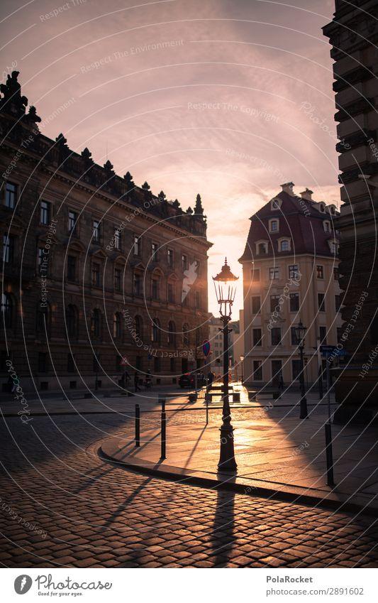 #A# Dresdner Frühling III Kunst ästhetisch Kultur Kulturlandschaft Kulturdenkmal Kulturzentrum Dresden Laterne Hauptstadt Sachsen Altstadt Romantik Idylle