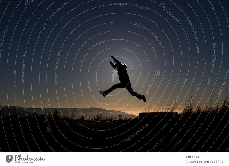 Schrittgeschwindigkeit Lifestyle Stil Freude Freizeit & Hobby Ferien & Urlaub & Reisen Ausflug Freiheit wandern Sport Sportler Mensch maskulin Mann Erwachsene