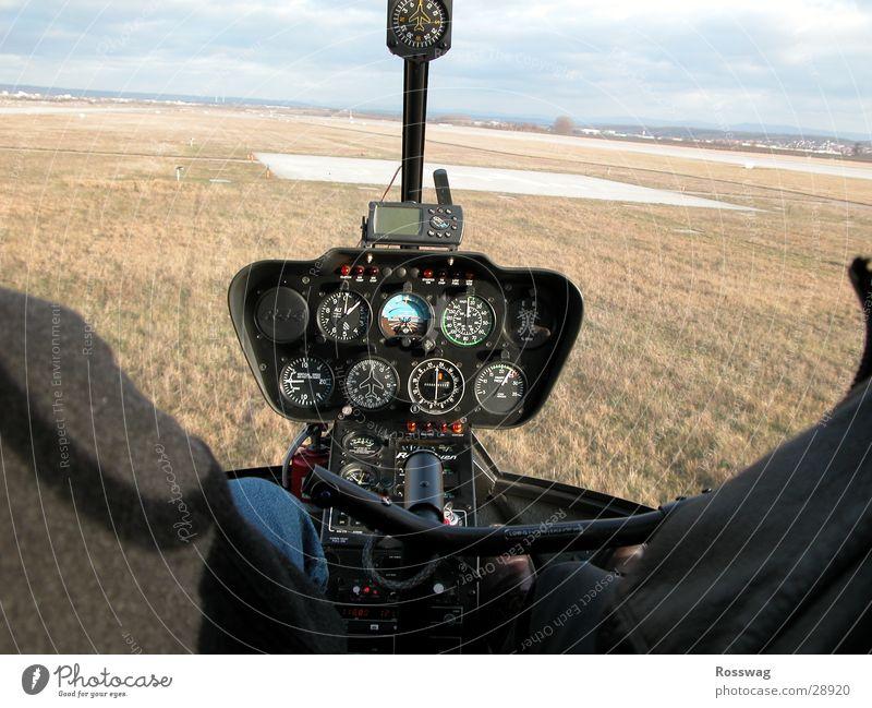 Helicopter Technik & Technologie Hubschrauber Fluggerät Elektrisches Gerät