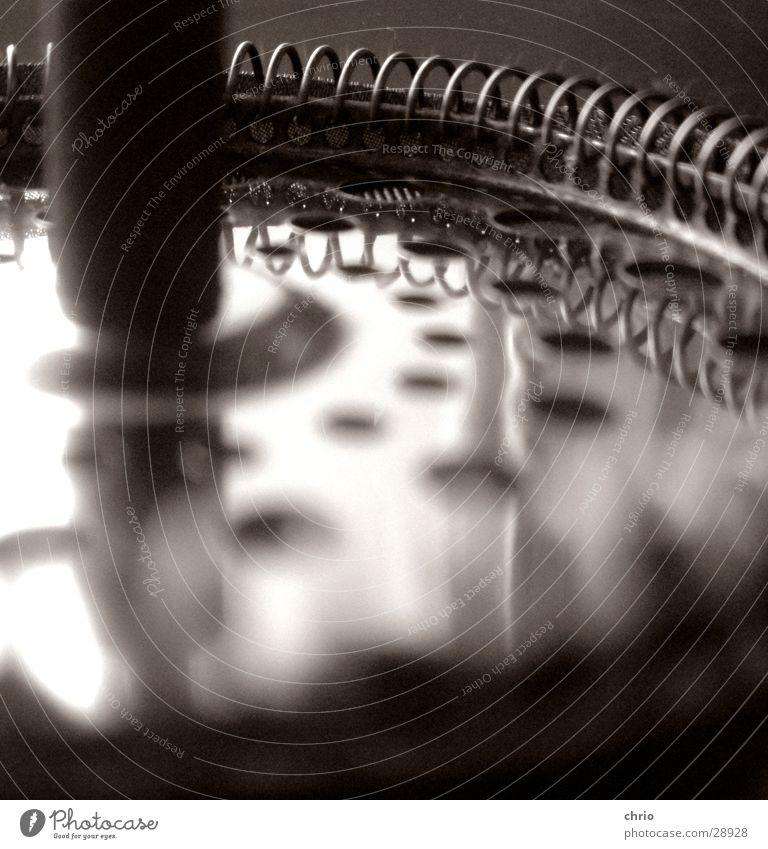 Schleichwerbung Reflexion & Spiegelung Sieb Monochrom Küche Kaffee bodum Glas