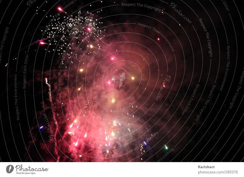 Big Bang Himmel Freude Bewegung Glück Feste & Feiern Party Stimmung Nebel Design Beginn Wandel & Veränderung Hoffnung Lebensfreude Weltall Silvester u. Neujahr