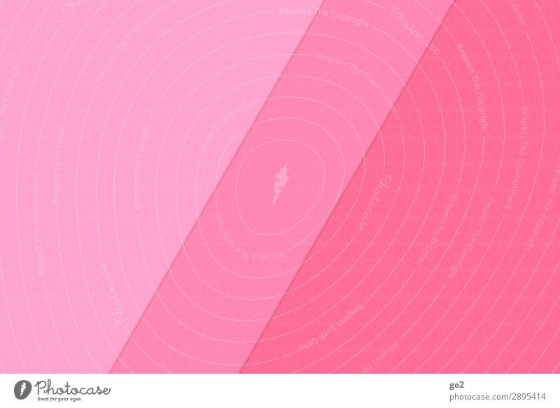 Grafischer Hintergrund 11 Papier Dekoration & Verzierung Linie ästhetisch rosa Zufriedenheit Design Farbe Inspiration Kreativität Ordnung Grafik u. Illustration