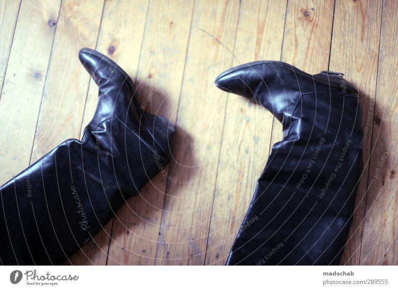 Kater entlaufen Ferien & Urlaub & Reisen Erholung Ferne Mode Tourismus Schuhe Ausflug Bekleidung Abenteuer Sauberkeit Pause Teamwork Flur Stiefel Erschöpfung Leder