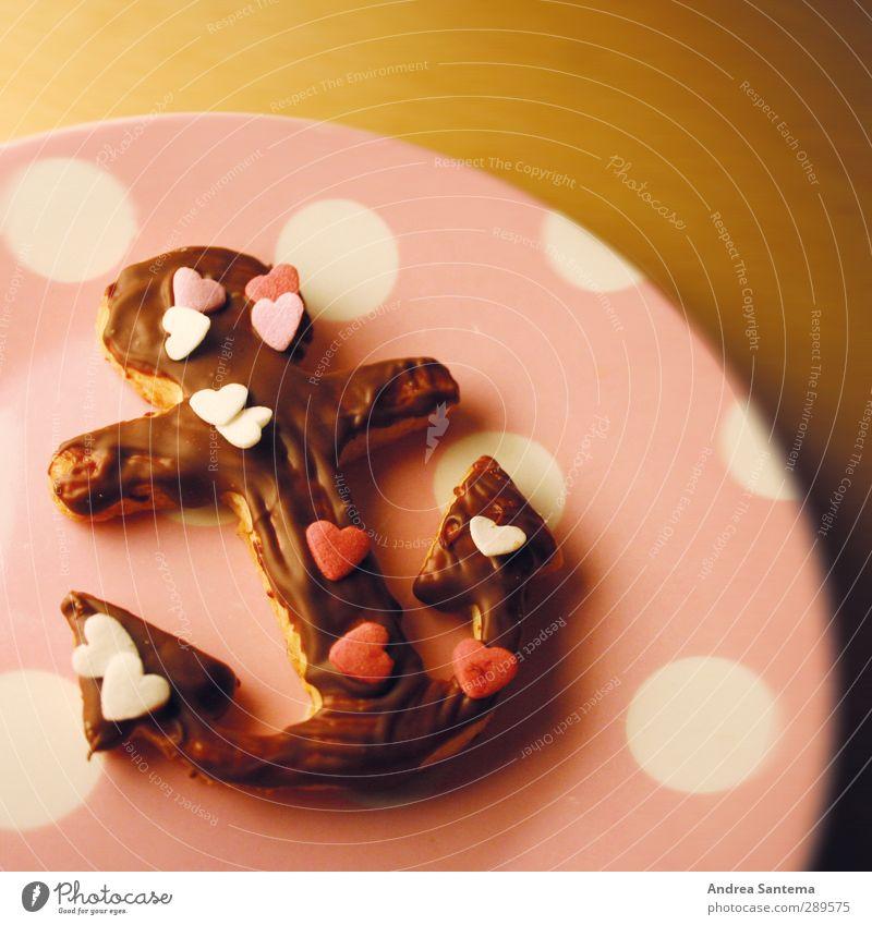 Ahoi Lebensmittel Teigwaren Backwaren Süßwaren Ernährung Plätzchen Freude Glück Schwimmen & Baden Küche Teller Geburtstag Matrosen Erfolg Valentinstag