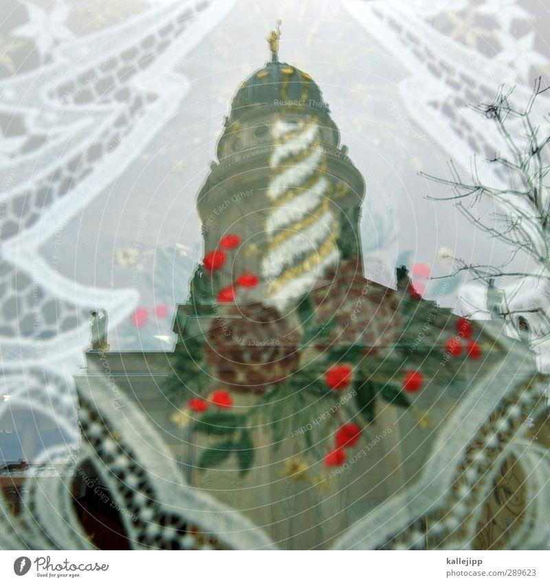 x-phallus Stadt Hauptstadt Sehenswürdigkeit Häusliches Leben Gendarmenmarkt Autofenster Weihnachten & Advent Weihnachtsdekoration Kerze Berlin Dom Tag